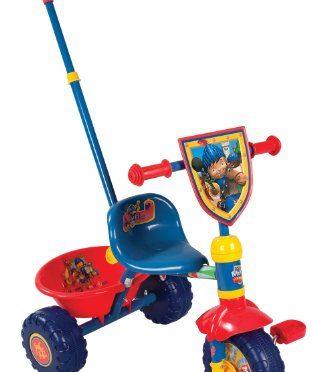 Mike the Knight – Triciclo para niños (Mv Sports & Leisure M04731)