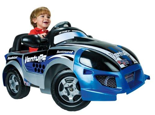 Féber 800007620 Roadster Venture 6 V – Coche para niños