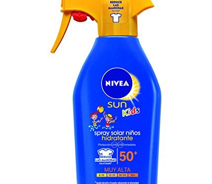 Nivea Sun Kids – Spray solar niños – 300 ml